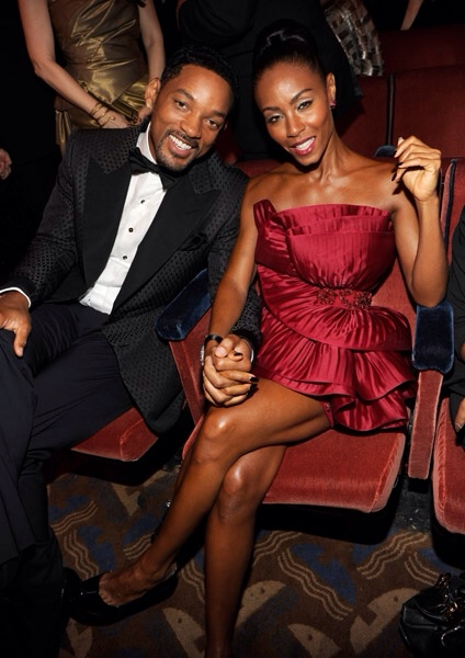 #BlackHero's Will and Jada Pinkett-Smith