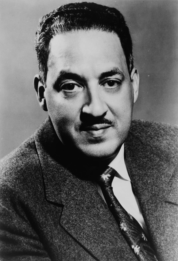 #BlackHero Thurgood Marshall