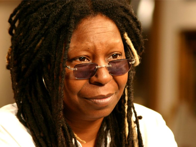 #BlackHero Whoopi goldberg