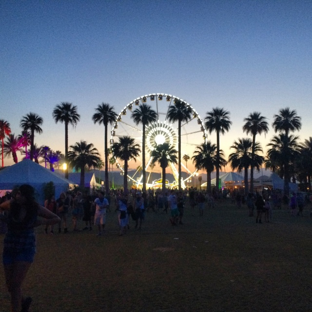 #Coachella2014 Memories